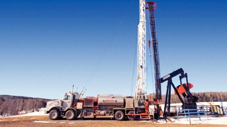 石油與天然氣開採
