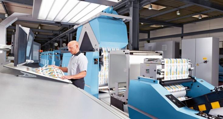 印刷與印染加工